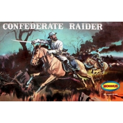 1/8 - Confederate Raider