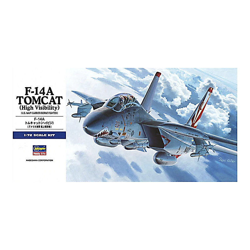 1/72 - F-14 Tomcat (High Visibility)